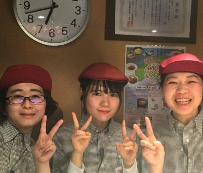 【名駅内】飲食店未経験歓迎/名古屋名物みそかつのお店/学校帰りの17時・18時から大募集!